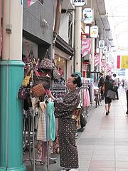 21外観:川端商店街@屋台KENZO Cafe(ケンゾーカフェ)・きたなトラン