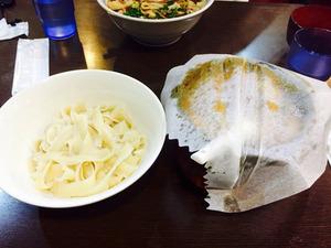 7頂点石焼麻婆刀削麺900円@味覚
