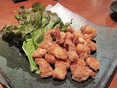 13鶏料理:軟骨のヘルシー唐揚げ@焼鳥・sumiyaki燈(炭焼きあかり)・丸太町・京都