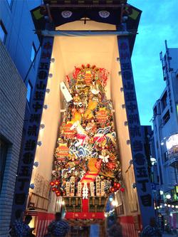 15中洲・飾り山@アンディ・水法被・リリコピリカ