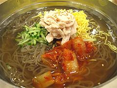 料理:特製冷麺680円@石焼ビビンバ&@石焼ビビンバ&冷麺ビビン亭・ゆめタウン久留米