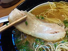 6ランチ:博多とんこつラーメンチャーシュー@日の出食堂