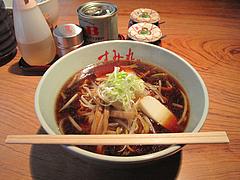 11ランチ:醤油ラーメン800円@札幌味噌ラーメン・すみれ・博多店