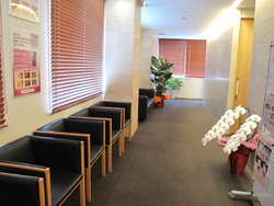 5待合室@ひまりクリニック