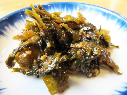 13辛子高菜