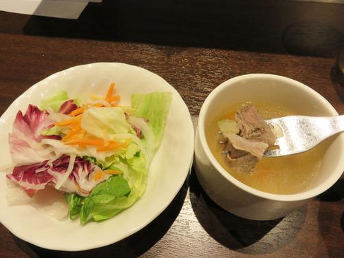 11スープとサラダ