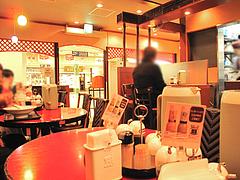店内@リンガーハット小倉駅