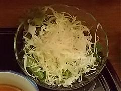 13ランチ:サラダ@和食・四季菜・益々・小郡