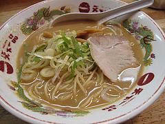 料理:天一のこってり650円(並ラーメン)@天下一品・博多駅前店