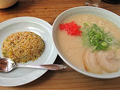 料理:チャーハンランチ700円@博多濃麻呂・東比恵店