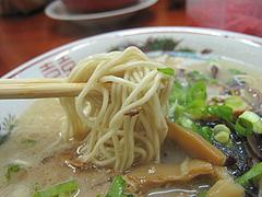 13ランチ:ラーメン麺@威風堂々・居酒屋・六本松