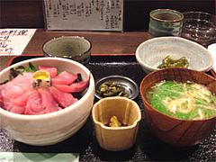 寒ぶり丼定食900円@海の味有福