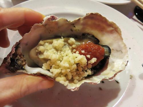 15焼牡蠣イタリアン