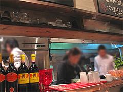 店内:厨房@居心地屋REON(レオン)・薬院