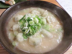 7炊き餃子2人前@池田商店