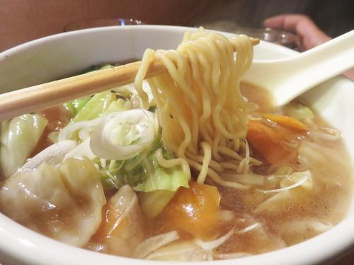 8サンマーメン麺