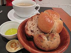 料理:食べ放題のパン@ラグルッピ・大手門
