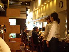 カウンター席@泰元食堂・福岡市中央区赤坂