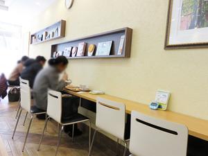 6カウンター@タニタ食堂