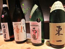 11日本酒@田しま
