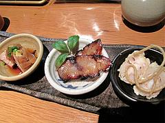 料理:超三種盛@蕎麦・木曽路