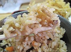 料理:かやくご飯@うどん菊河