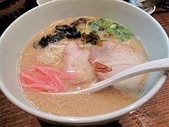料理:白丸元味700円@博多一風堂・塩原本舗・福岡