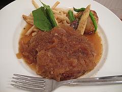 料理:糸島豚のポークジンジャー@ラグルッピ・大手門