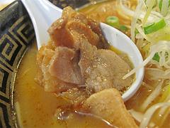 料理:炙り味噌チャーシュー@ラーメンとらや渡辺通り店