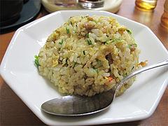 料理:チャーハン+150円@めんとく屋