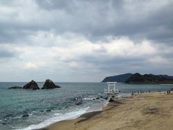 1夫婦岩@糸島