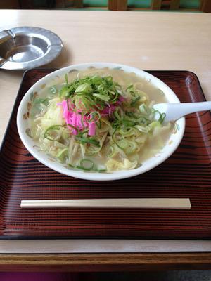 8チャンポン700円@あっぱれ食堂