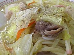 料理:チャンポン具@あじよし・渡辺通