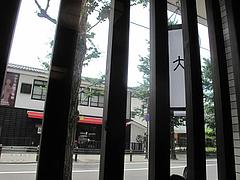 店内:窓際の掘り炬燵席@博多つけ蕎麦・串揚げ・博多大乗路・櫛田神社