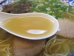料理:ラーメンスープ@トキハラーメン・天神