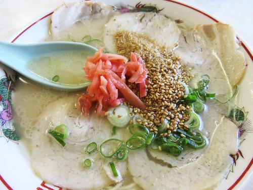 1チャーシュー麺