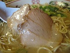 10ランチ:ラーメンチャーシュー@白龍食堂・那珂川