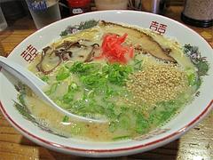 料理:ラーメン450円@ラーメン・らあめん坊主