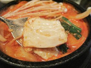 10スンデゥブチゲ純豆腐@ポジャギ