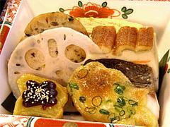 麹屋松花堂弁当のおかず@和ごはん麹屋・福岡市南区長住