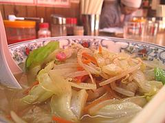 料理:チャンポン食べよう@一番軒