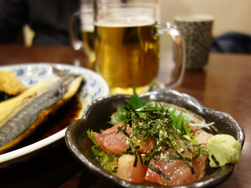 【福岡】天神の老舗定食店♪@味の正福 アクロス店