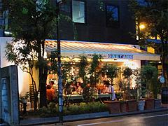 外観:夕方@Pizzeria Da Gaetano(ピッツェリア・ダ・ガエターノ)・薬院・福岡