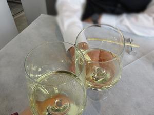 4白ワイン@オイスタールーム