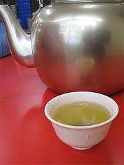 料理:お茶@元祖長浜家ラーメン・中央区港