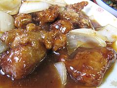ランチ:酢豚のブタゴロゴロ@小笹飯店