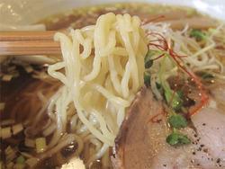 9中華そば麺@中華そば六(ろっぽう)