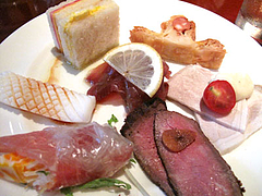 料理:ディナーブッフェ(バイキング)2@ル・カフェ・ハイアットリージェンシー福岡