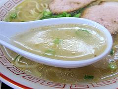 ランチ:ラーメンスープ@中華料理・中国飯店・平和