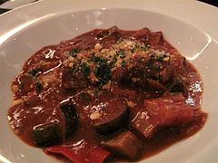 料理:エゾシカのラグーソース煮込み@Casadol Kitchen(カサドール・キッチン)・今泉・天神
